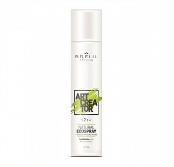 Эко-спрей средней фиксации, 300 мл. NATURAL ECOSPRAY